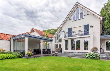 Uitbreiding en renovatie woonhuis