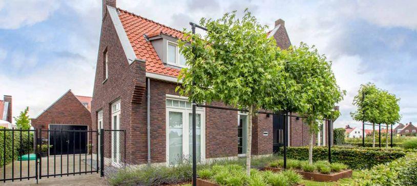 Woonhuis in Brandervoorter stijl